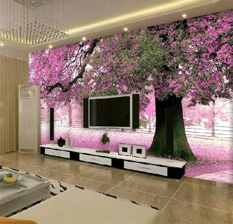 3d wallpaper bedroom free shiping 3d mural wallpaper romantic large custom