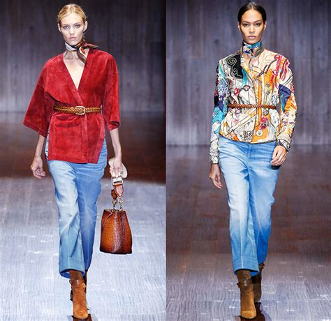 gucci 2015 spring summer womens runway denim jeans designer gucci 2015 spring summer womens runway denim jeans