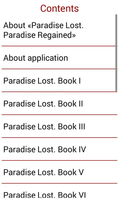 themes paradise lost book 9 paradise lost android apps on google play