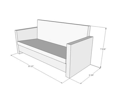 american girl doll dresser plans ana white build a american girl or 18 quot doll sofa or