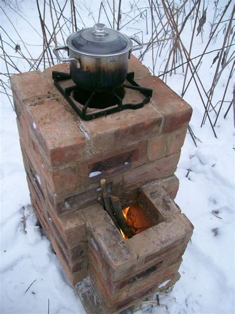 Handmade Wood Stove - 10 efficient wood burning stoves and heaters