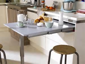 design table cuisine escamotable ou rabattable 22