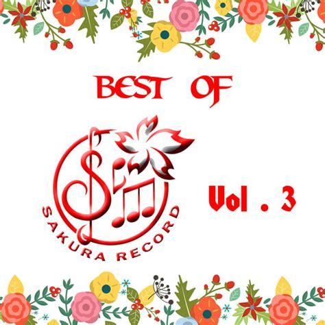 artists   sakura records vol  itunes