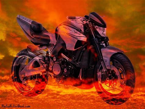 d moto fond d ecran moto
