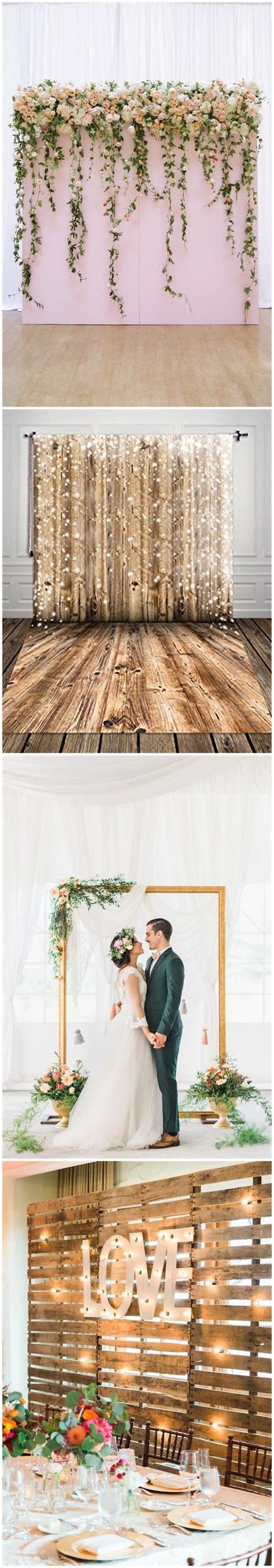 Unique Wedding Backdrop by Best 25 Curtain Backdrop Wedding Ideas On