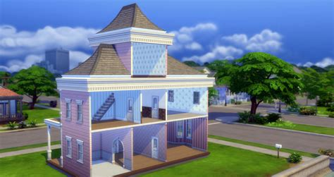 sims 4 dollhouse the sims 4 building challenge dollhouse sims