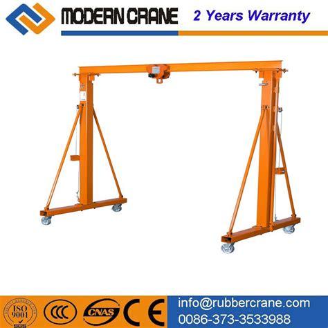 4 Meter Crane Jib Portal Jib Mini Jib Portable Artechno Diy small portable gantry crane 1 ton with rubber wheel buy