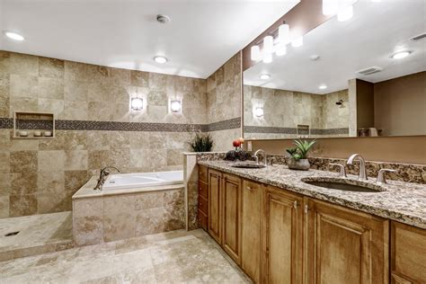 cleaning granite countertops in bathroom how to care for granite countertops in your bathroom