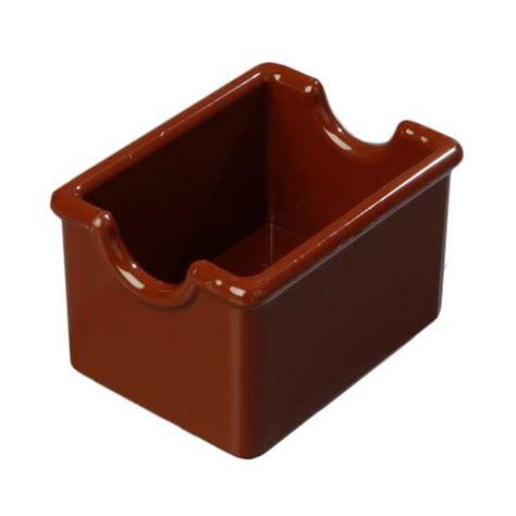 Acrylic Sugar Caddy 8 7 Cm carlisle 455028 sugar caddy w 20 packet capacity plastic lenox brown