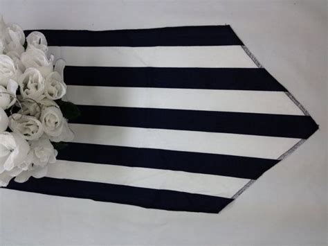 navy and white striped table runner wholesale best 25 navy blue table runner ideas on navy