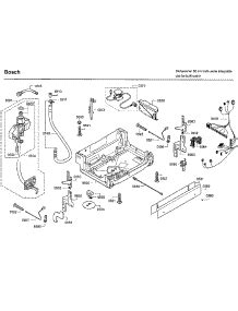 bosch exxcel dishwasher wiring diagram efcaviation