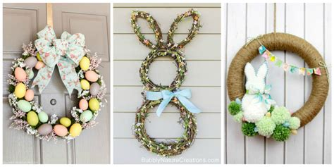 easter wreath 10 diy easter wreath ideas how to make a easter