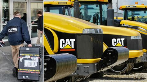 Caterpillar Search Warrant Feds Dig In Agents Raid Touted Caterpillar Fox News