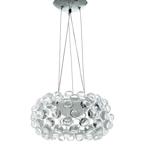 Halo Chandelier Halo Contemporary Halo Inspired 14 Quot Acrylic Pendant Chandelier Clear