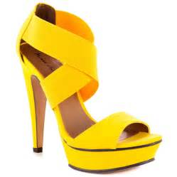 Yellow Shoes Tamms Pu Yellow Michael Antonio 59 99 Free Shipping