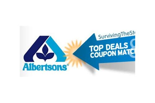 albertsons coupon match up texas