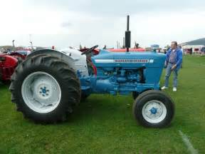Ford Tractor 4000 File Ford 4000 Tractor Flickr Terry Wha 2 Jpg