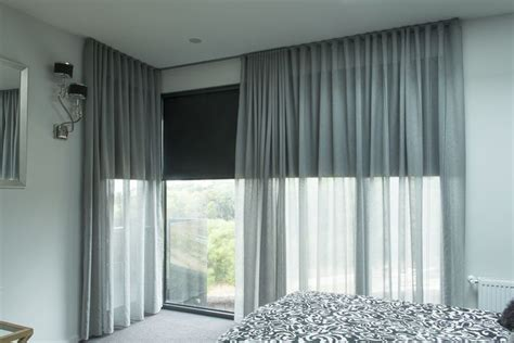 curtains with shades dollar curtains blinds wavefold sheer curtains