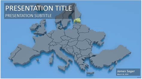 ppt templates free download europe free map of europe powerpoint 14024 sagefox powerpoint