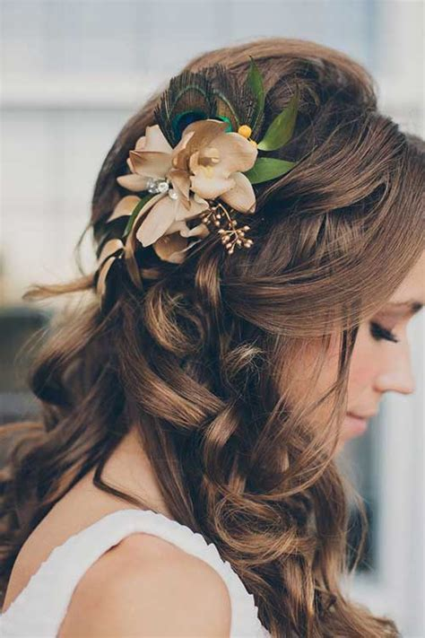 hairstyles with flowers 15 flower hairstyles hairstyles 2016 2017
