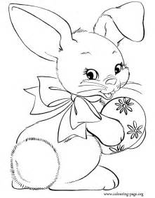 bunny rabbit coloring pages bunny rabbits coloring pages coloring home