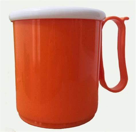 Gelas Minum Jumbo wadah minum gelas cangkir atau mug tupperware perlengkapan makan tupperware