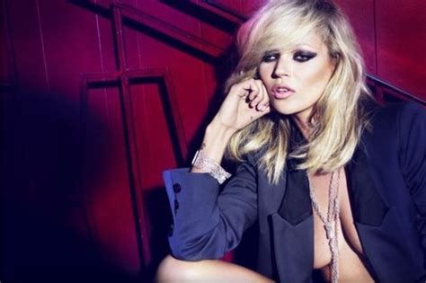 Kate Moss Is Just Not Anymore by Kate Moss Just Cavalli001 Killahbeez
