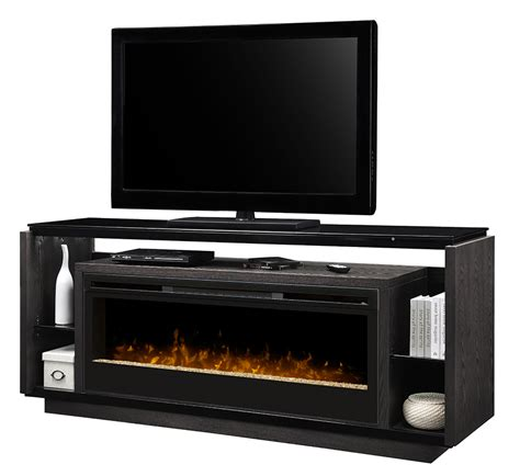 fireplace console 74 quot dimplex david media console fireplace gds50g3 1592sm