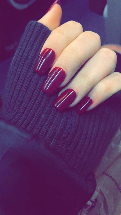 imagenes de uñas en blanco y rojo 45 u 241 as rojas que no puedes dejar de probar