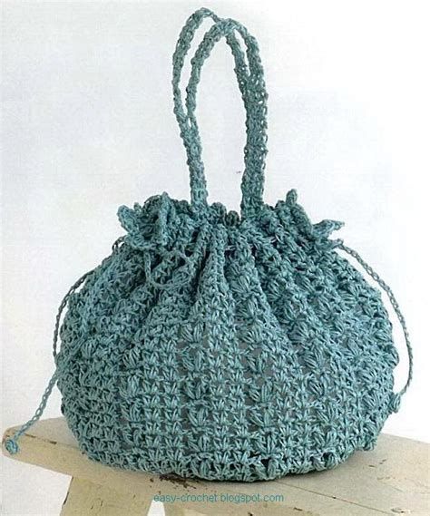 patterns free crochet bags stylish easy crochet crochet bag pattern
