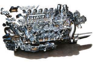 V12 Engine Auto Neurotic Fixation August 2012