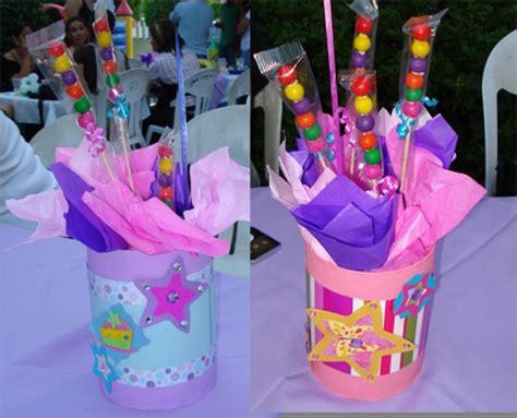 dulceros con latas de leche de frutillas ayuda para darme una idea de hacer dulceros hechos con