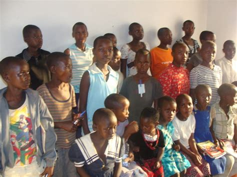 Give A Child A Home by Give A Vulnerable Rwandan Child A Home Education