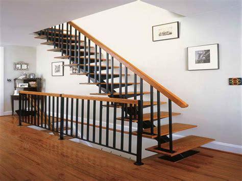 banister kits for stairs stair railing kits nice modern stair railing kits