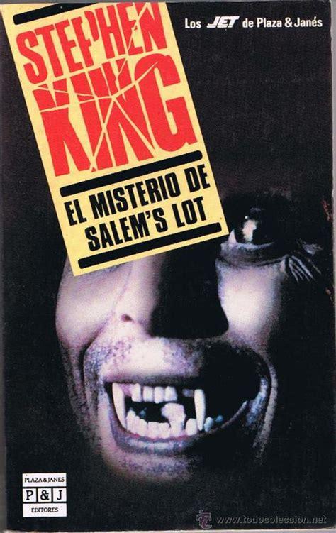 el misterio de salems lot biblioteca stephen king libro de texto pdf gratis descargar el misterio de salem 180 s lot
