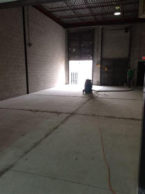 Thornhill Machine Shop Epoxy Floor   Epoxyguys