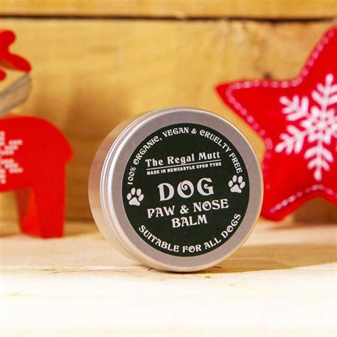 nose balm organic paw and nose balm handmade for dogs by day organics notonthehighstreet