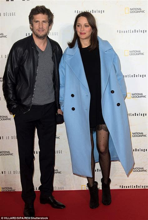 guillaume canet and wife marion cotillard welcomes daughter with guillaume canet