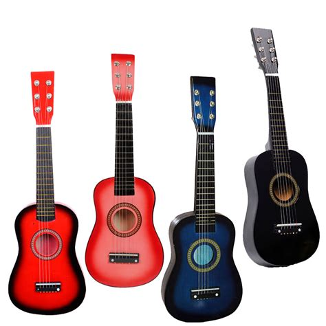 guitar colors new 23 quot kid 4 colors childrens acoustic mini guitar with