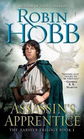 aprendiz de asesino triloga durmiendo entre libros rese 241 a aprendiz de asesino de robin hobb