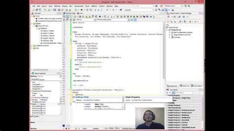tutorial delphi youtube delphi programming tutorials 4 listboxes youtube