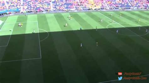 goal brazil vs costa rica 1 0 friendly 5 9 2015