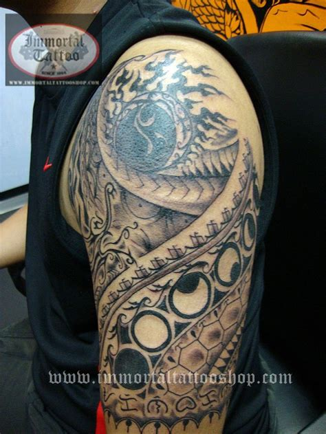 filipino tribal leg tattoo 17 best ideas about tribal tattoos on