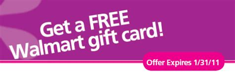 Free Walmart Gift Card - new rebates free walmart 5 gift card and an olay rebate common sense with money