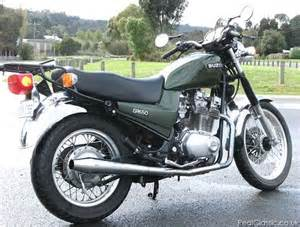 Suzuki Gr650 Tempter
