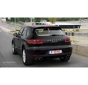 PORSCHE Macan S Review  Autoevolution