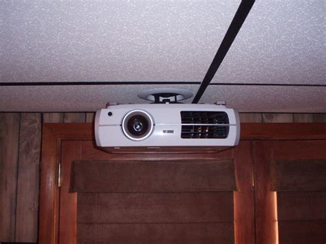 Lu Lcd Projector Epson blublazer s home theater gallery basement theater room
