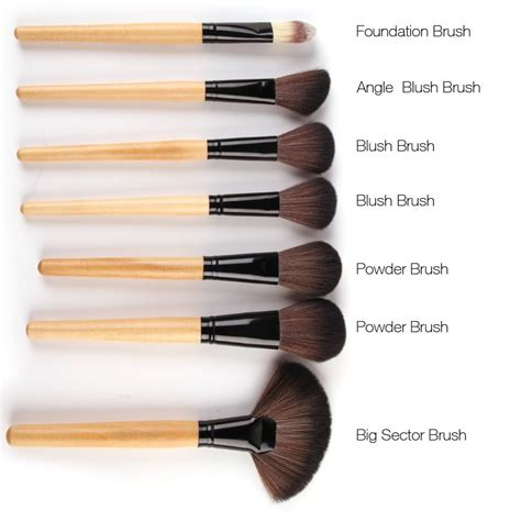 7 Makeup Tools You Must To Do Your Makeup Like A Pro by Stock Clearance 32pcs Print Logo Makeup Brushes