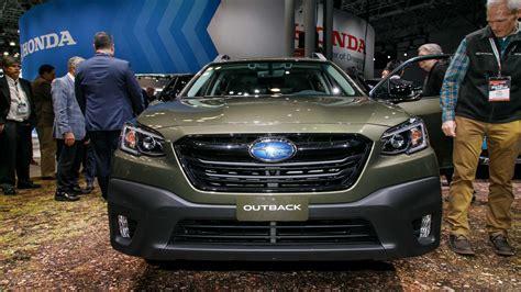 2020 Subaru Outback by живые фото и все подробности нового Subaru Outback 2020