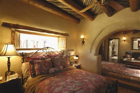adobe house interior beautiful houses natural building blog